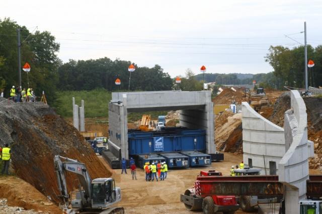 Pont-Rails sur RD75 à Franois (25)