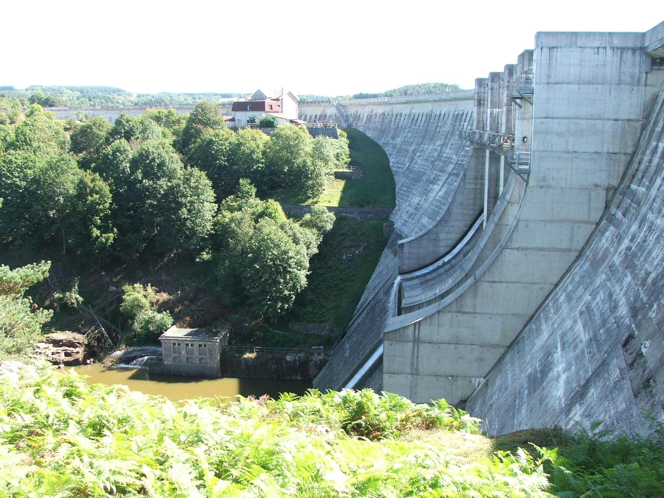 Barrage de Lavalette (Lapte 43)