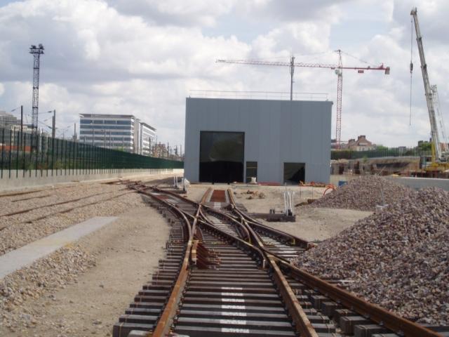 Pôle Multimodale RATP Nanterre Université (92)
