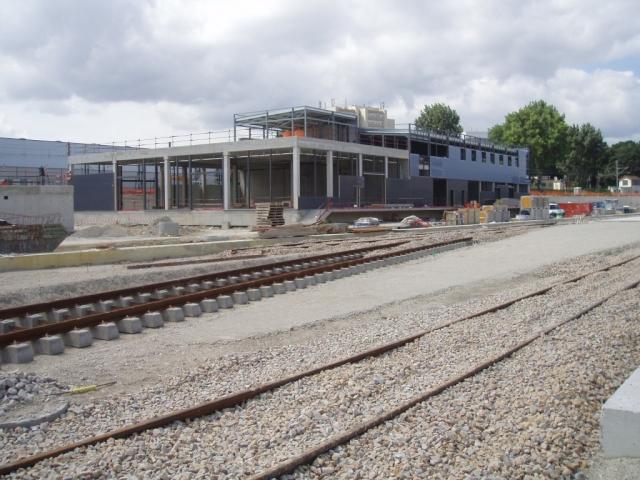 Pole Multimodale RATP Naterre Université (92)